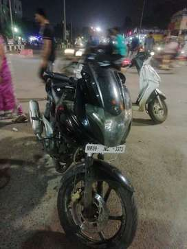 Bike is in good condition pulsar 220