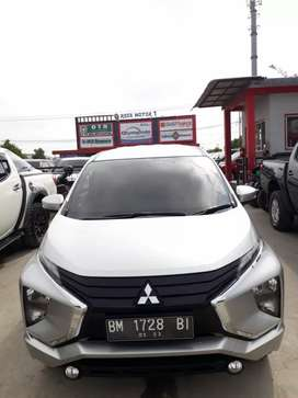 Xpander 2018 Exceed manual. Km 18rb