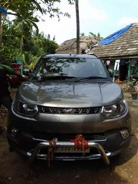 Want to sell myMahindra kuv 100 w8 model diesel car in good condition