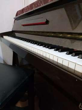 Piano Akustik Nieer normal 100% dan mulus 97% pedal 3