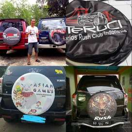 Honda CRV/Rush/Terios/Phanter/Cover/Sarung Ban Pemurah#/Drax Avenge RR