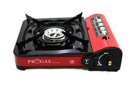 Kompor Portable Porgas Gas Kaleng 3kg 12kg Pro Gas