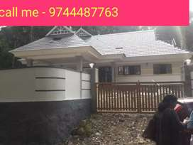 House for sale at baranaganam to thodupuzha bus road