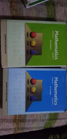 RD Sharma book for class 12th CBSE
