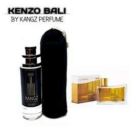 Parfum Kenzo Bali / Rasakan sensasinya