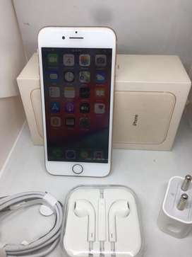 Iphone 8-64 gb with warranty