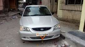Hyundai Accent 2005 CNG & Hybrids Good Condition
