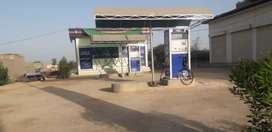PETROL PUMP &SHOPS