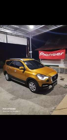 FS datsun go cross limited manual km 7rbuan pajak baru