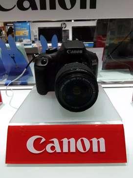 Ready stock Kamera Canon EOS3000D cicilan tanpa kartu kredit bisa loh