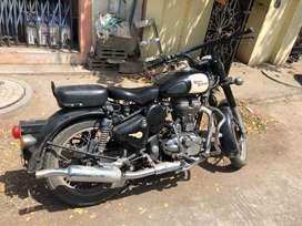 Single Hand Royal enfield classic 350