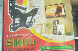 Bracket led tv swivel murah gratis pasang