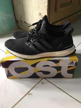 Sepatu Adidas Ultraboost Original size 45 second beka