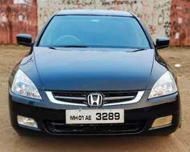Honda Accord 2.4 VTi-L Manual, 2007, Petrol
