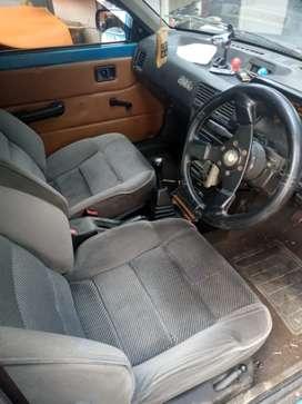 Ford Laser Preman Bukan Mantan