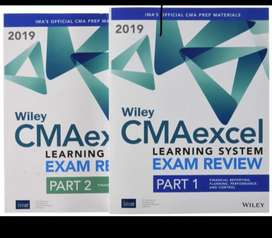 Wiley US CMA 2019 books available at low price