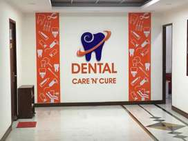 Front office manager for Dental Clinic in Paschim Vihar