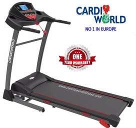 Mega Festival offer on Manual incline Treadmill in cardioworld