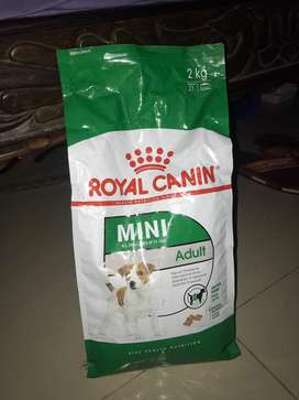 Royal canin for mini adult