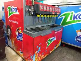 Best Quality SODA MACHINE in Van model {with out van}