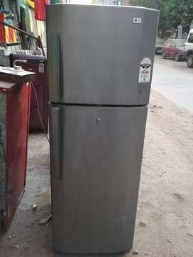 Lg freez double door 300lt