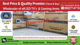 Brand New LedTv Smart\4K Uhd All Size(Unbeatable Price|QualityPromise)