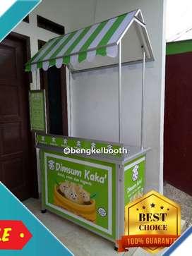 Bikin Booth Pameran Portable Solok