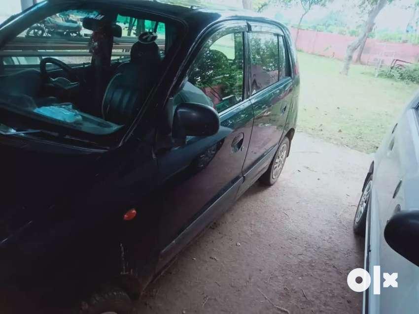 Hyundai Santro 2007 Good Condition 0