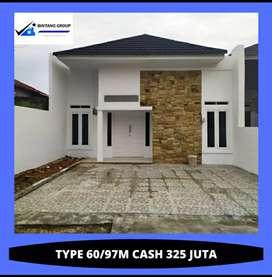 Rumah mewah murah Komersil di Lampung