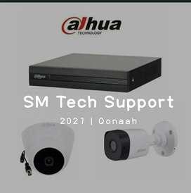 Paket CCTV 2 Camera Bergaransi