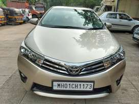 Toyota Corolla Altis 1.8 G, 2016, Petrol