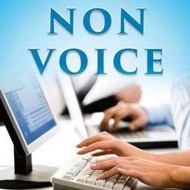 Non Voice process job