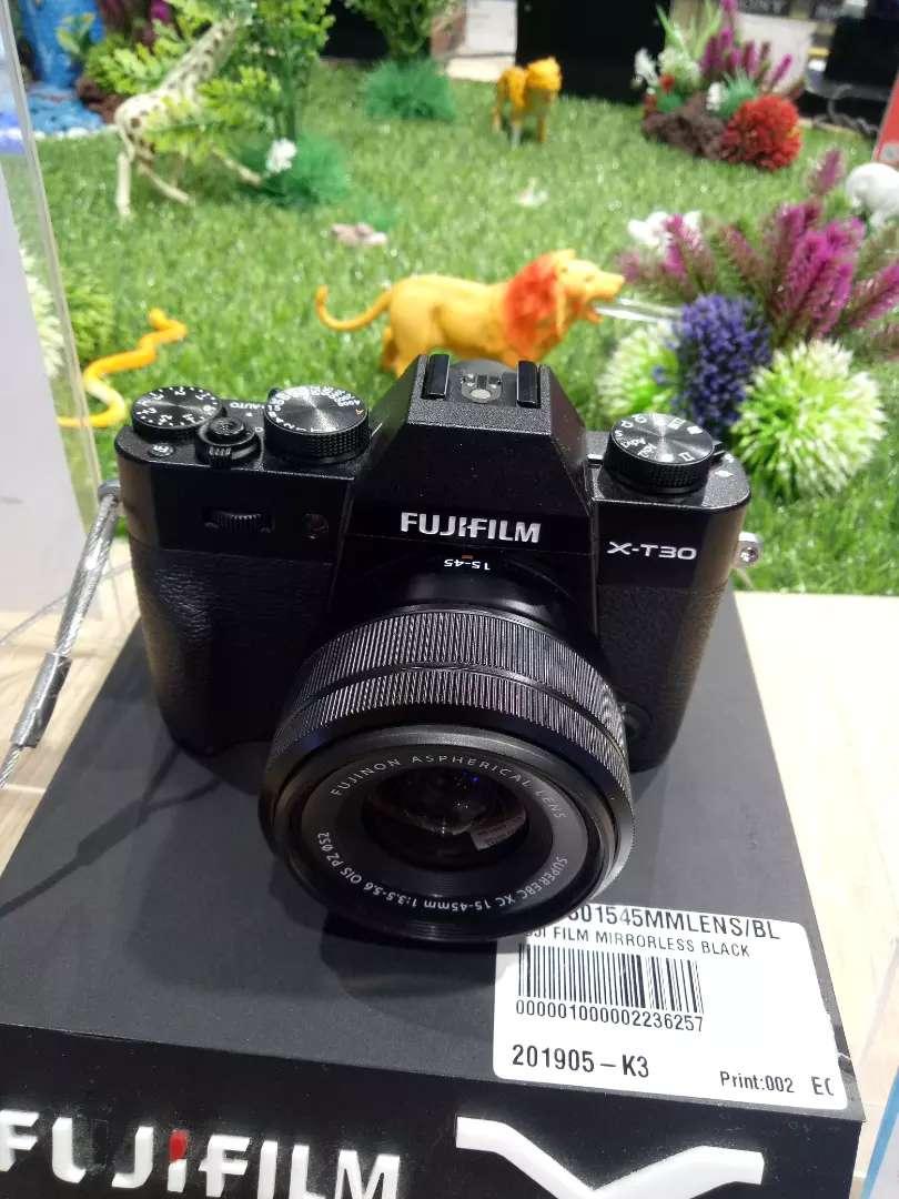 Fujifilm kamera mirrorless X-T30 bisa dicicil proses cepat tanpa CC 0