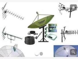 Alat pasang antena TV HD 25 termurah
