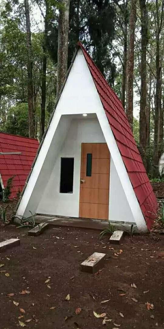 Design mini house untuk hunian 0
