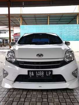Toyota Agya at TRD
