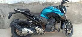 FZ 250 in excellent condition