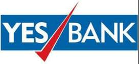 Yes Bank Process Hiring Fresher/ Exp. for Sales/Back Office/ CCE