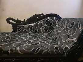 Rosewood  diwan bed