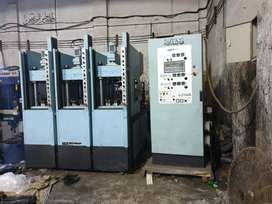 Static Injection Machine