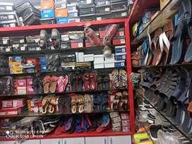 Footwear shop Things sell
