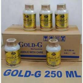 Asli jelly gamat gold g 250ml herbal kios madu kurma zaitun propolis