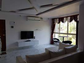 Fully furnished resale 1BHK apt. in a serene location at Calangute