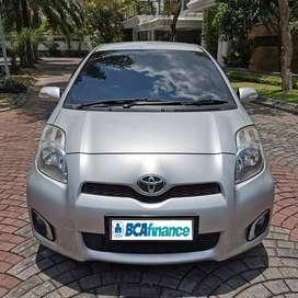 [DP18JT] Toyota Yaris J at 2012 Facelift bs kredit