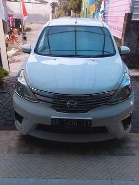 Nissan Grand livina HWS