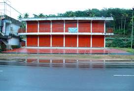 Thodupuzha  Muvattupuzha Highway frontage Commercial Building for Sale