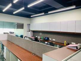 Furnished office available for rent