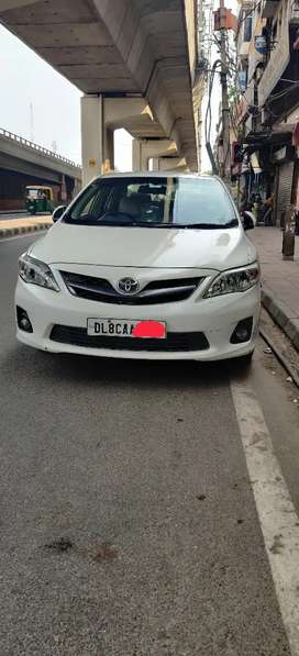 Toyota Corola Altis, diesel, valid till 2025 on papers