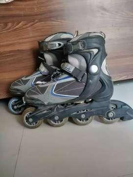 Bladerunner skating