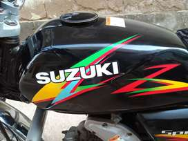 Suzuki 110 min condition 2007